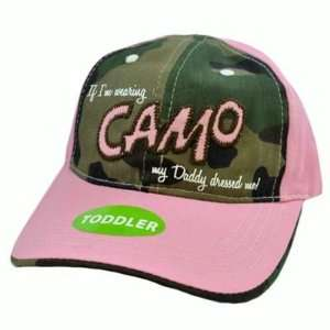 Pink Toddler Youth Kids Baby Girl Velcro Hat Cap Sports & Outdoors