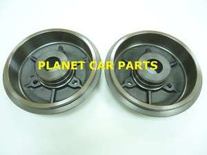 CITROEN AX SAXO 1.0 1.1 1.4 3 STUD REAR 2 BRAKE DRUMS
