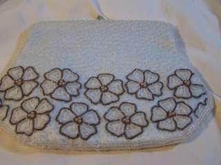 Purse Handbag Beaded Hand Bag Schildkraut Bros Accessories Purses Bags