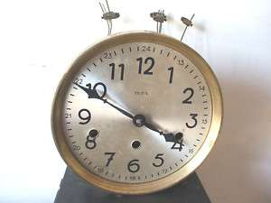 Dufa DRGM German Wall Clock For Spare/Repair 8.5D