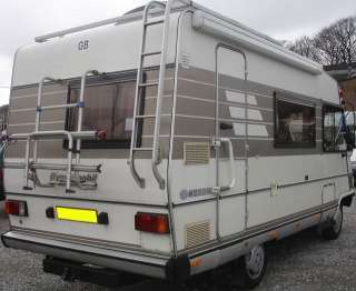 Hymer   544 5 Berth A Class Motorhome 2.5 Turbo Diesel, Power Steering