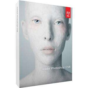 Adobe Photoshop CS6 Image Editing Software for Windows: Picture 1