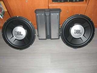 VENDO 2 SUBWOOFERS JBL 15 DOBLE BOBINA300 RMS CADA UNO Y AMPLI 900 W