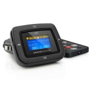 Reproductor MP3 Transmisor FM para Auto Radio USB SDHC Energy Sistem