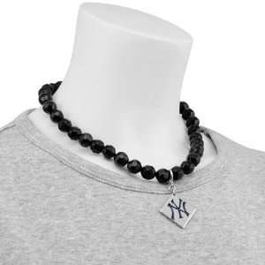 Touch by Alyssa Milano New York Yankees Beaded Necklace