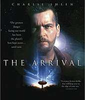 The Arrival (1996)   Blu ray Disc in Movies: Science Fiction/Fantasy