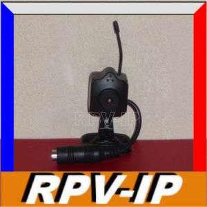 VidéoSurveillance Mini Caméra Pinhole Sans Fil + Alim