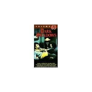 Dark Shadows Vol 63 [VHS]: Jonathan Frid, Grayson Hall