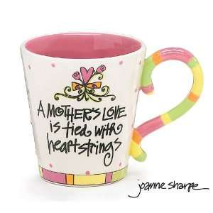 Mothers Love Coffee Mug:  Kitchen & Dining