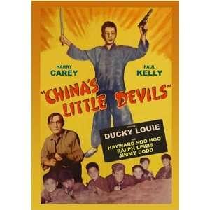 Little Devils: Harry Carey, Paul Kelly, Monta Bell: Movies & TV