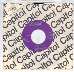 TENNESSEE ERNIE FORD Have You Seen Her/ First Born 45