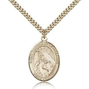 com Genuine IceCarats Designer Jewelry Gift Gold Filled St. Margaret
