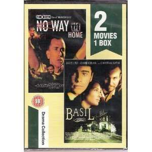 No way home / Basil DVD Tim Roth Christian Slater Unknown