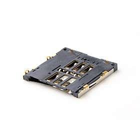 € 1.02   SIM kaart houder / junctor / reader te repareren deel voor