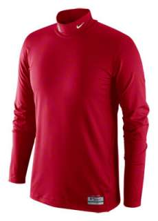 St. Louis Cardinals Red Nike 2011 Pro Combat Core Mock Neck Top