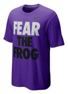 TCU Horned Frogs Purple Nike My School Local T Shirt