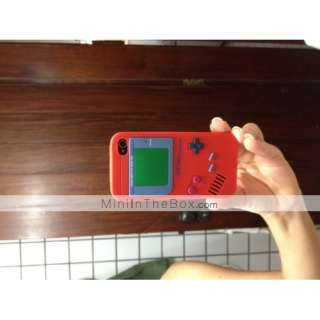 US$ 5.79   Game Boy Design Soft Silicon Case with Screen Protector for