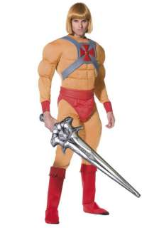 Home Theme Halloween Costumes TV / Movie Costumes He Man Costumes He