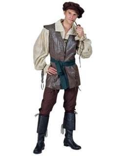 Mens Medieval Peasant Costume  Mens Renaissance Halloween Costumes