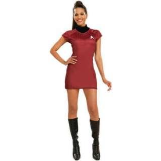 Star Trek Movie 2009 Deluxe Red Dress Adult, 60263