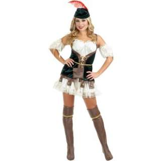 Robin Hood Honey Adult Costume, 69428
