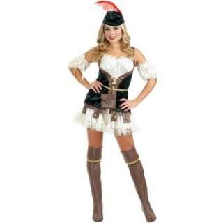 Robin Hood Honey Adult Costume, 69428