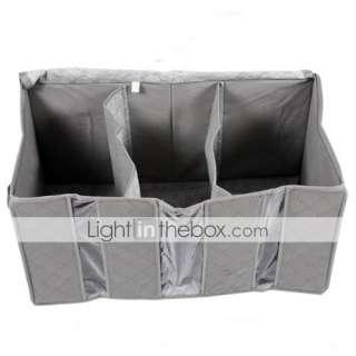 carbón de bambú tejido sin tejer bolsas de almacenamiento de ropa