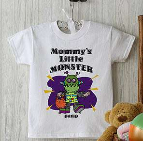Little Monster Infant T Shirt   Personalized Items