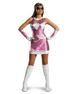 Pink Power Ranger Halloween Costume  Wholesale TV & Movie Costume