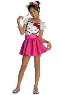 Hello Kitty Tutu Dress Child Costume for Halloween   Pure Costumes
