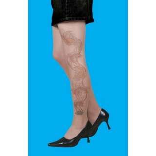 Swimming Koi Tattoo Stockings   Miami Ink Tattoo Stockings   15SA13299