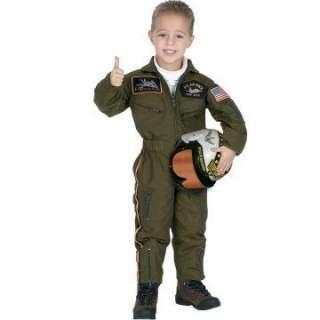 Jr. Air Force Pilot Child Costume     1618162