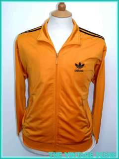 MENS VINTAGE ADIDAS ORIGINALS FIREBIRD TRACKSUIT TOP S