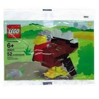 LEGO Seasonal Exclusive Mini Figure Set #40013 Ghost Bagged  Toys