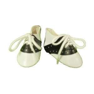 Toy Saddle Shoes for American Girl dolls Toys & Games