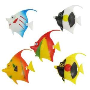 Swing Tail Tropical Fish Aquarium Ornament Decoration