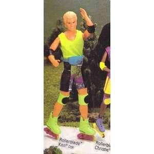 Barbie Rollerblade Ken Toys & Games