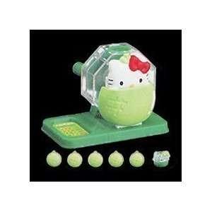 Hello Kitty Bingo Style Fruit Gambling Machine (Set of 6 One inch Mini