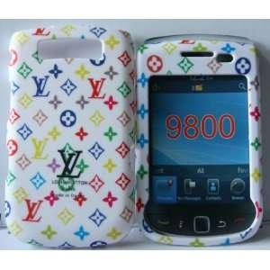 Ezmarket Blackberry Torch 9800 Lv Silicone Case Cell