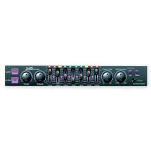 DHD NTX 6202 7 BAND ACTIVE GRAPHIC EQUALIZER Electronics
