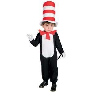 The Cat in the Hat Child Costume   Small Toys & Games