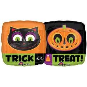 18 Trick Or Treat Cat & Pumpkin Toys & Games