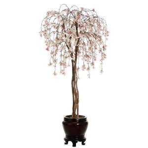 6.5? Cherry Blossom Tree in Container Pink Cream