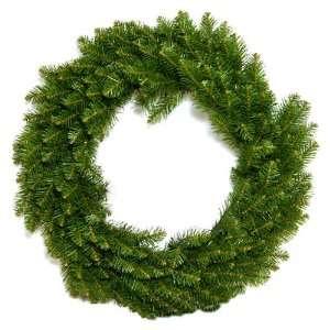 Inch Cape May Fir Artificial Prelit Christmas Wreath