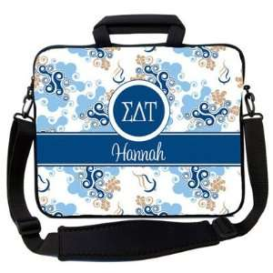 Got Skins Laptop Carrying Bags   Sigma Delta Tau 06 Electronics