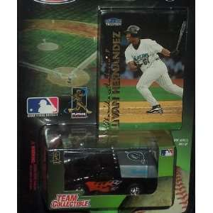 Florida Marlins 1999 MLB Diecast 1:64 Scale Ford F 150 Pickup Truck