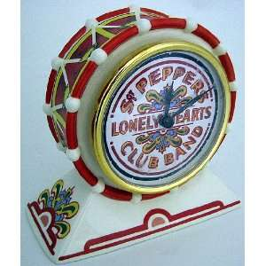 THE Beatles Sgt Peppers Drum Clock