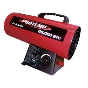BTU Variable Propane Forced Air Heater