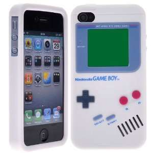 Luck Case Nintendo Game Boy Design Soft Silicone Case Cover for iPhone