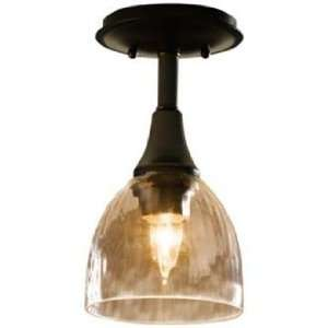 Hubbardton Forge Water Glass Semiflush Ceiling Light Home